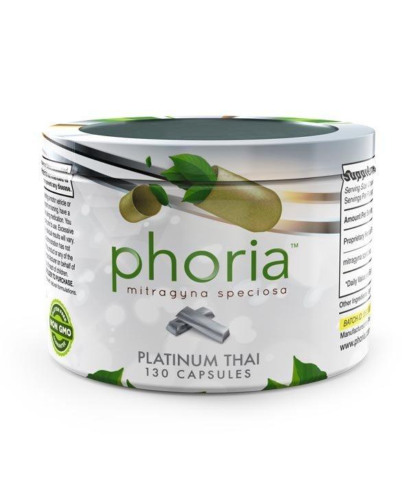 Phoria Platinum Maeng-Da Kratom | CBD Warehouse USA