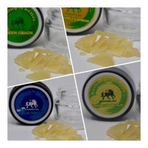 cbd concentrate wax