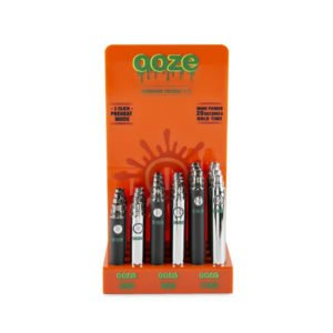 Ooze Vape Cart Battery