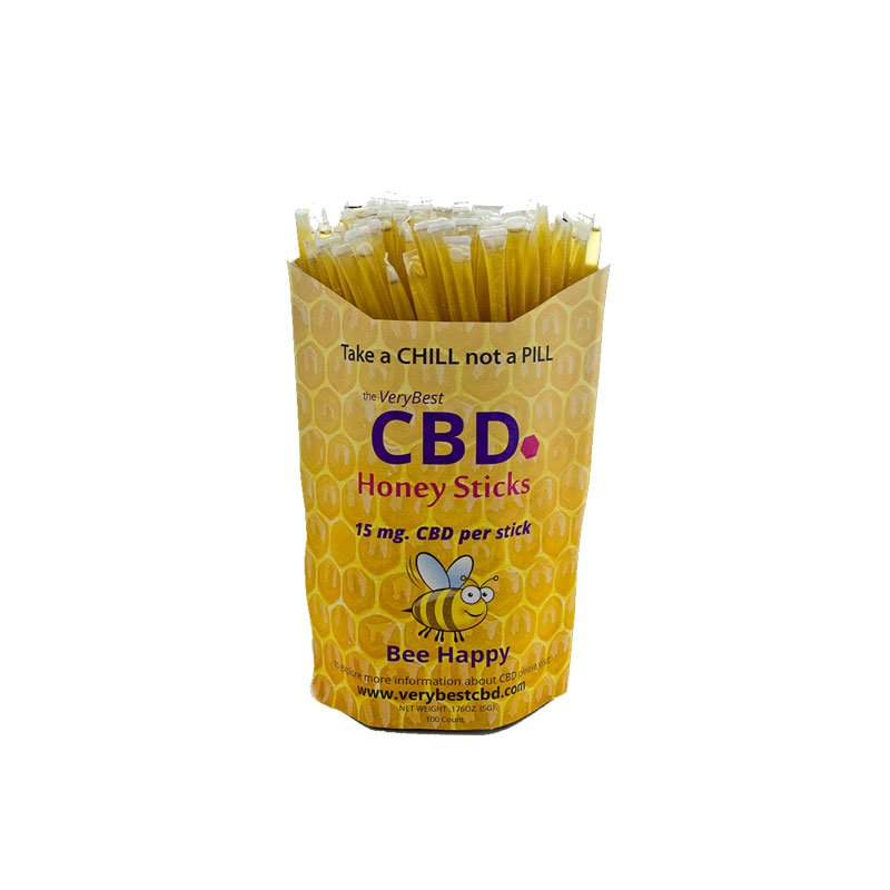 Wholesale CBD Honey Sticks & Coconut Oil