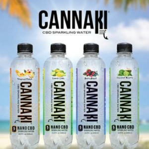 CBD Infused Water CANNAKI