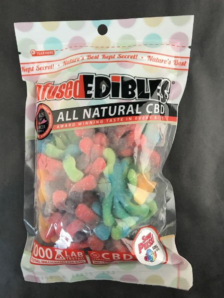 edible gummies cbd