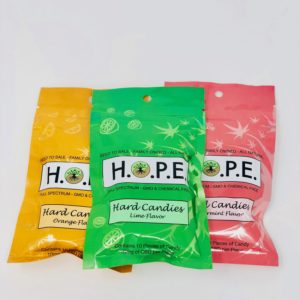 hemp cbd hard candies