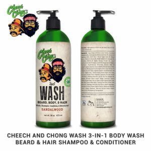 CHEECH AND CHONG WASH