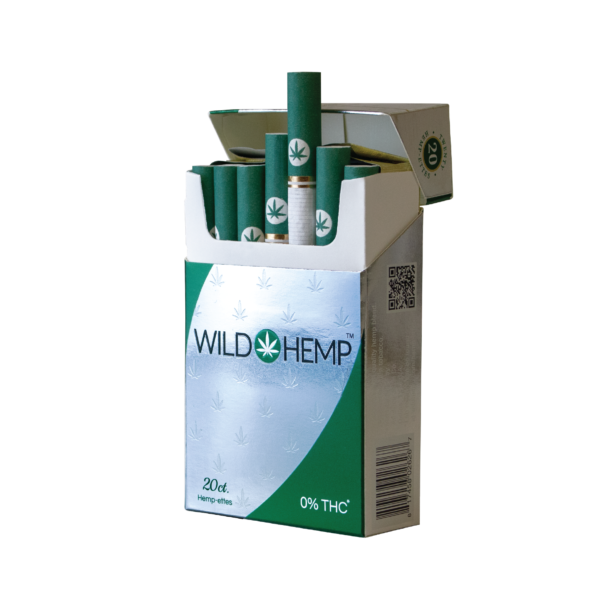 Hemp Cigarette Wild Hemp-ette