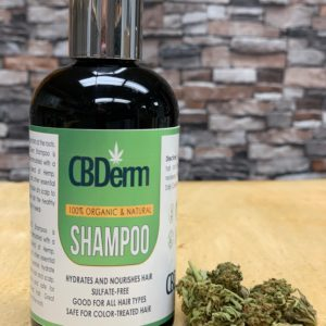 Organic CBD Shampoo & Conditioner