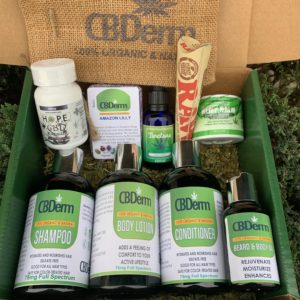 CBD Hemp Gift Pack