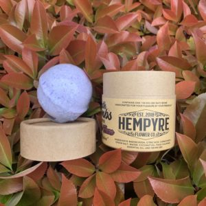 CBD Hemp Bath Bombs